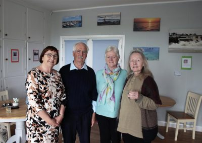 WBTS Committee Members Therese Burke, Derek Burke, Mary Byrne, Pat Dunne (Large)
