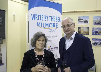 WBTS2016 Kay Riordan, Billy Roche (Large)
