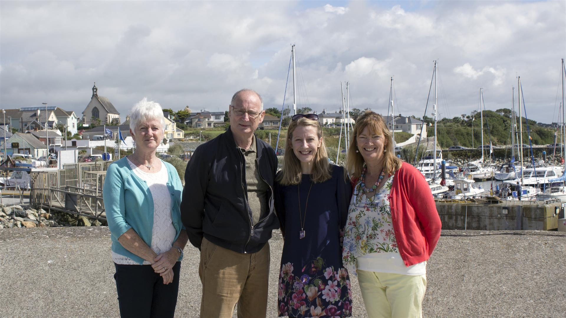 Mary Byrne, Billy Roche, Cat Hogan, Lucy Moore