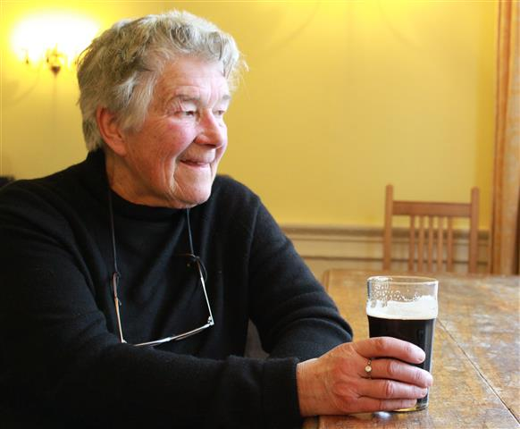 A RINGING ENDORSEMENT FROM DERVLA MURPHY FOR OUR FESTIVAL