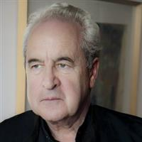 John Banville for Book Centre signing