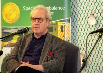 WBTS2018 - Saturday John Banville