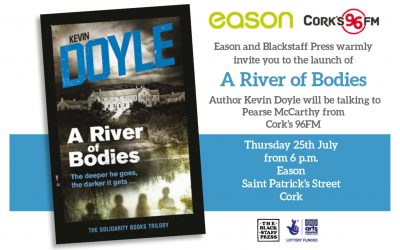 Kevin Doyle Book Launch