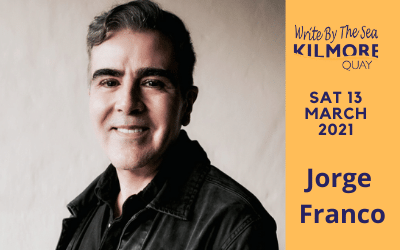 A Masterclass from acclaimed Colombian Novelist, Jorge Franco